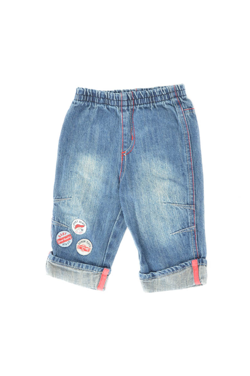 Бебешки дънки за момче - Baby Denim - OUTLET - 0
