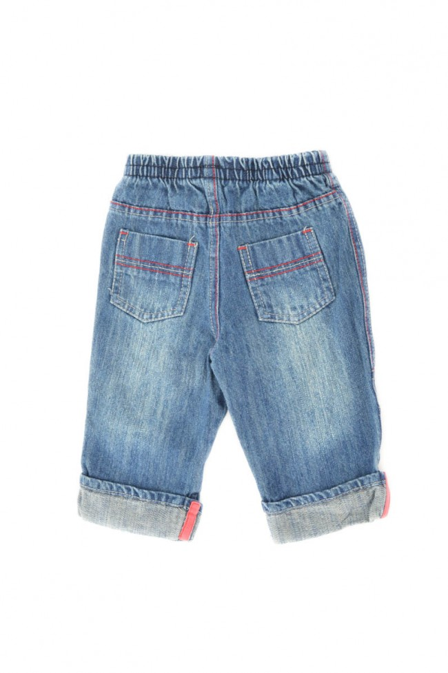 Бебешки дънки за момче - Baby Denim - OUTLET - 1