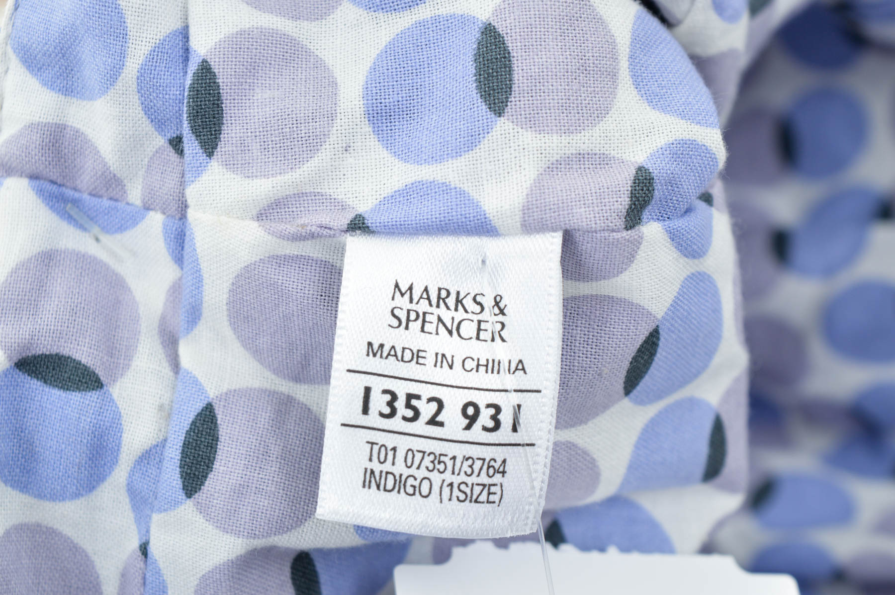 Дамска шапка - Marks and Spencer - 2