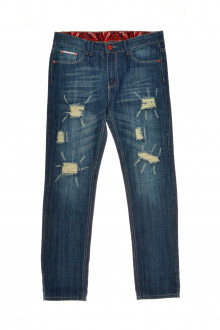 XUNCHAO JEANS front